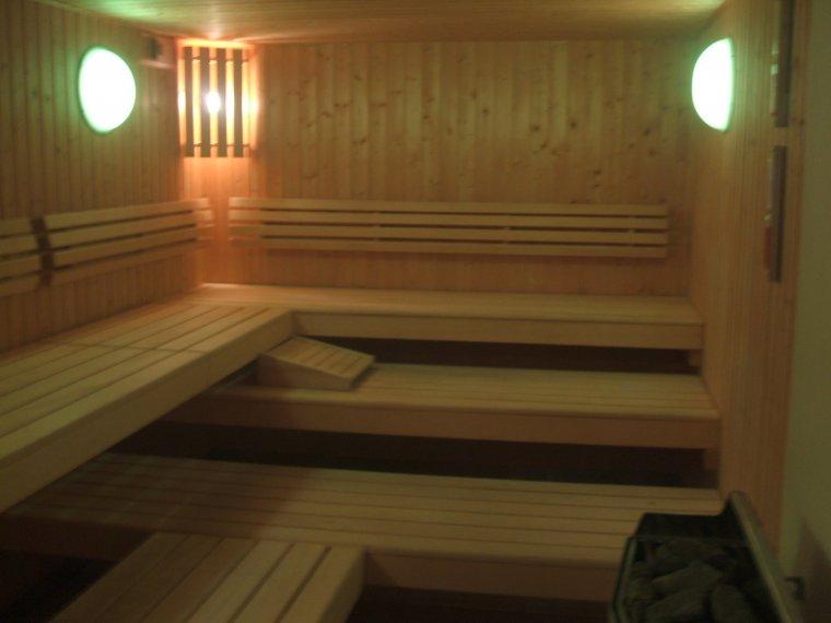 sauna in sportschool